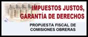 2. IMPUESTOS JUSTOS, GARANTÍA DE DERECHOS. PROPUESTA FISCAL DE CCOO