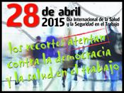 00. 28 de abril. Día Internacional de la Seguridad y Salud en el Trabajo