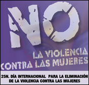 25N DÍA INTERNACIONAL CONTRA LA VIOLENCIA CONTRA LAS MUJERES