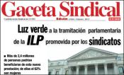 1. Se Tramitará la ILP por luna Renta Mínima Garantizada por CCOO